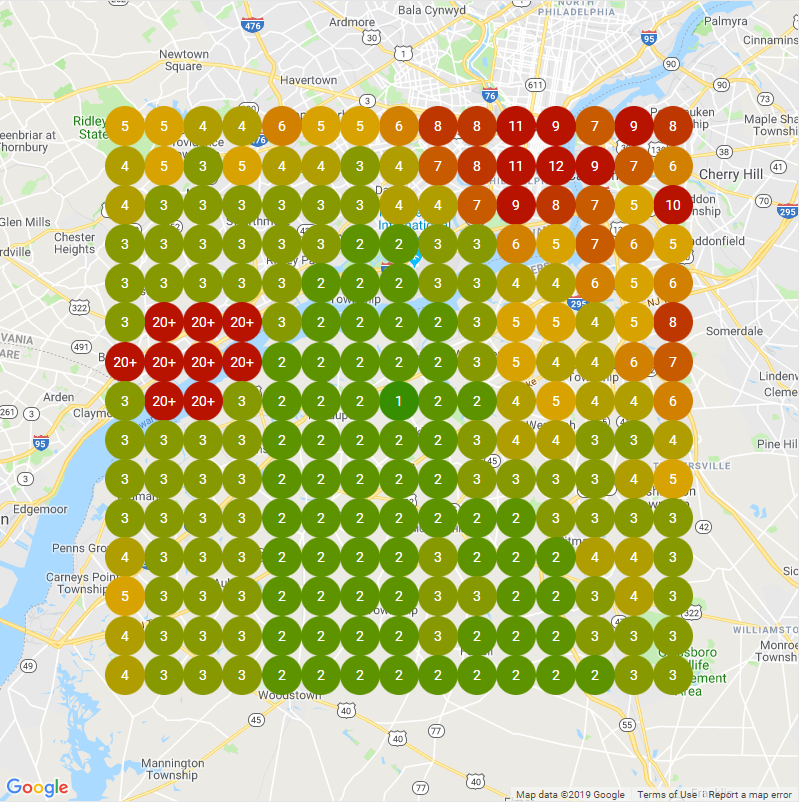 Local Remodeler Google Maps Ranking