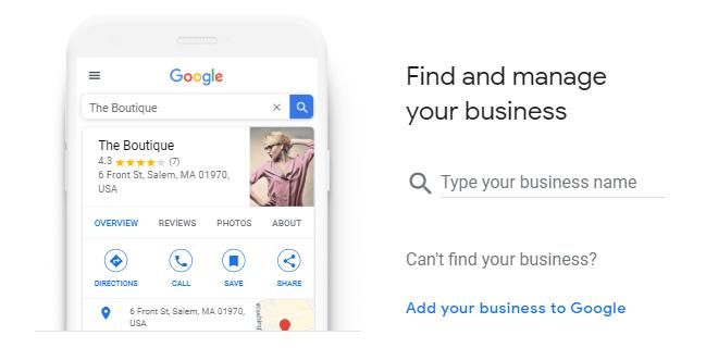 Claim a Google My Business Listing | ASAPmaps