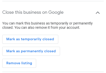 Temporarily Closing Your Business on GMB | ASAPmaps